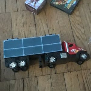 tiny cars truck